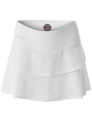 b7b10e2bab Product image of Bolle Women's Club Whites Laser Cuts Layer Skirt