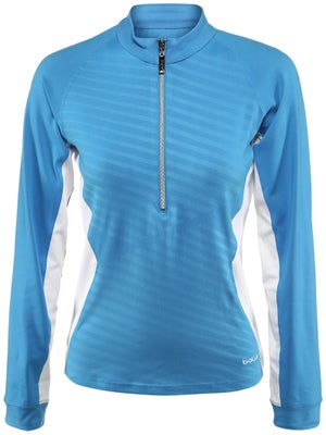 Bolle Women's Curacao 1/2 Zip LS Top