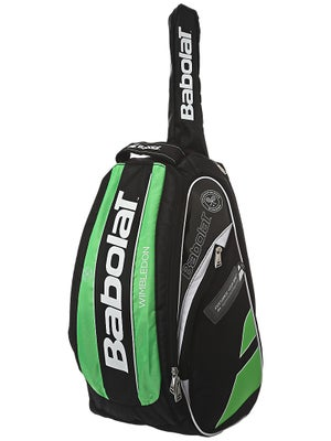 Babolat Team Wimbledon Black/Green Backpack Bag