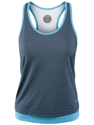 Bolle Women's Moon Dust Layered Tank