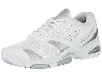 Babolat SFX White/Silver Women's Shoes