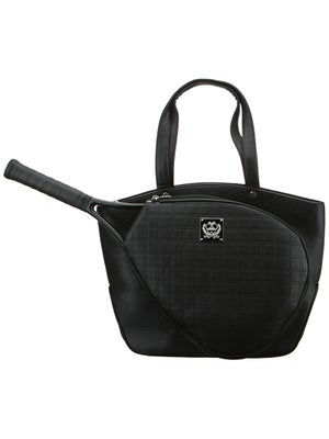 Court Couture Cassanova Bag Quilted Black