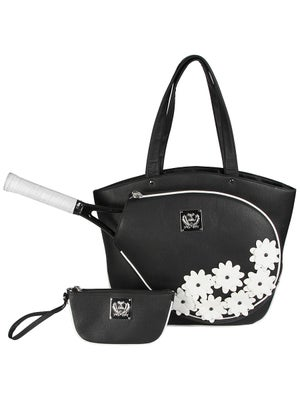 Court Couture Cassanova Bag White Daisy