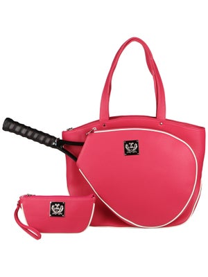 Court Couture Cassanova Bag Pink Pebble