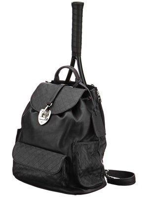 Court Couture Hampton Backpack Bag Black