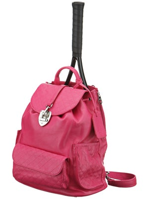 Court Couture Hampton Backpack Bag Raspberry