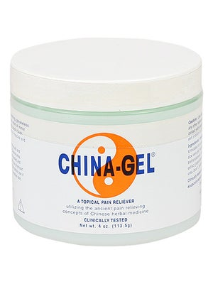 China-Gel Topical Pain Reliever 4 Oz. Jar