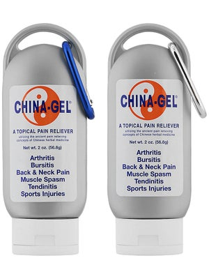 China-Gel Topical Pain Reliever 2 Oz. Tube (2pk)