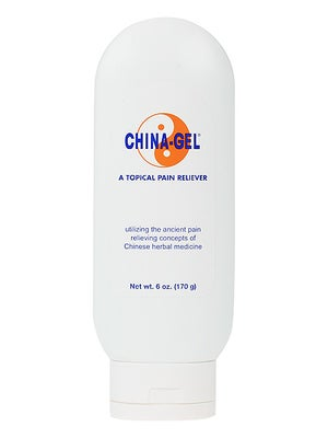 China-Gel Topical Pain Reliever 6 Oz. Tube