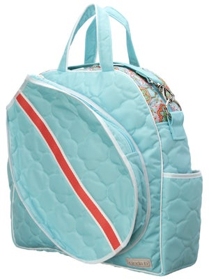 Cinda B Tennis Tote Bag II Casablanca Sky Blue