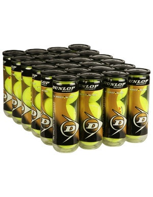 Dunlop A-Player Tennis Balls 24 Can Case
