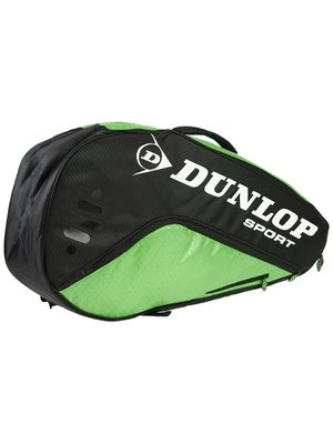 Dunlop Biomimetic Tour Green 3 Pack Bag