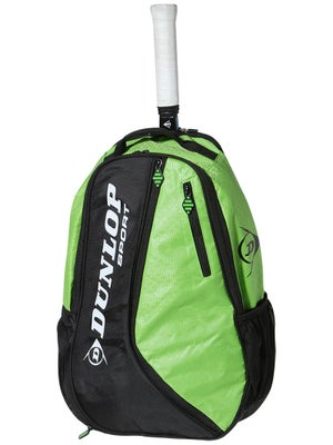 Dunlop Biomimetic Tour Green Back Pack Bag