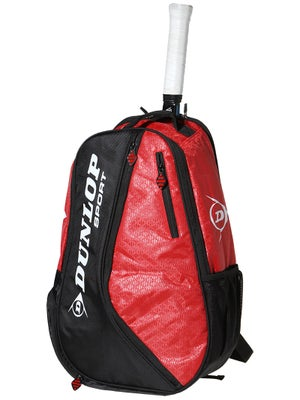 Dunlop Biomimetic Tour Red Back Pack Bag