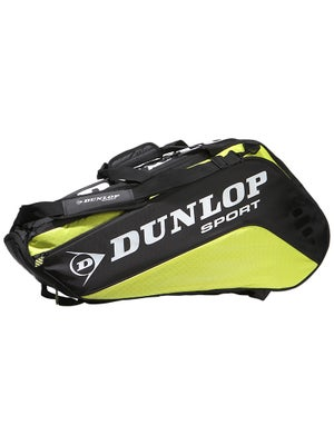 Dunlop Biomimetic Tour 6 Pack Bag Yellow