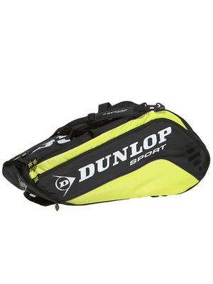 Dunlop Biomimetic Tour 10 Pack Bag Yellow