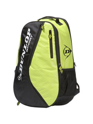 Dunlop Biomimetic Tour Back Pack Bag Yellow
