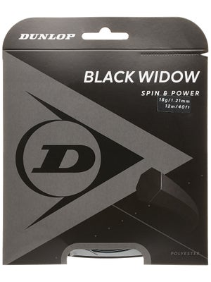 Dunlop Black Widow 18 String