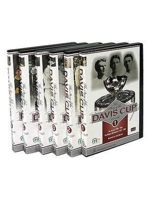 The Davis Cup Story (6 DVD Set)