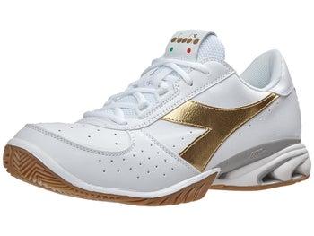 952ec7245277 Product image of Diadora Speed Star K Elite AG White Gold Men s Shoe