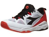 803d2ecb Diadora Speed Blushield Fly 2 AG White/Black Men's Shoe