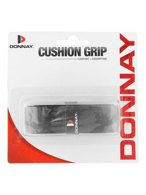 Donnay Cushion Replacement Grip Black