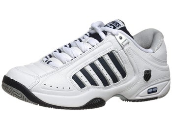 KSwiss Defier White/Navy Men's Shoes