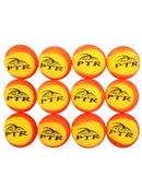 Dunlop Stage 3 Ball Red Foam Ball 12 Pack