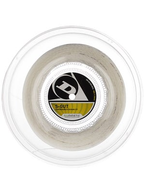 Dunlop Synthetic S-Gut 18 String Reel White