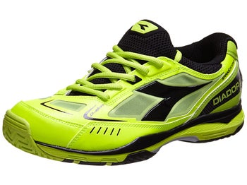 Diadora Speed Pro Me Fluorescent/Black Men's Shoe