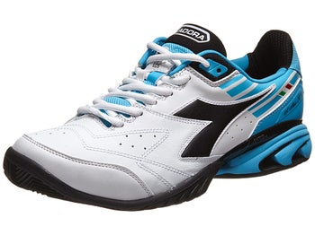 Diadora Speed Star K V White/Blue/Black Men's Shoe