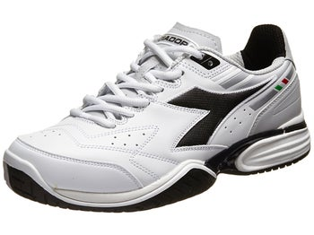 Diadora Speed Tech II White/Black Men's Shoe