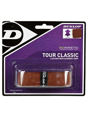 Dunlop Tour Classic Leather Replacement Grip