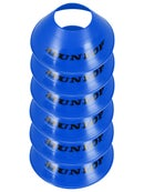 Dunlop Tennis Cone 6 Pack