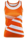 DUC Women's Sonar Tank Orange MD