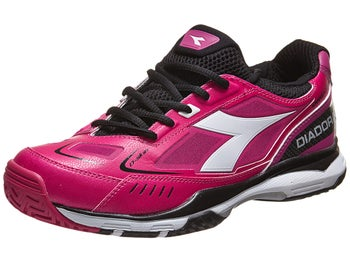 Diadora Speed Pro Me Pink/Black Women's Shoes
