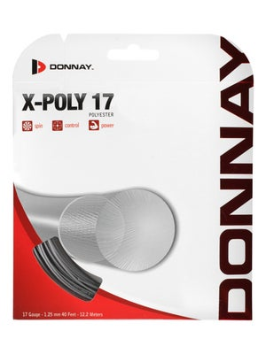 Donnay X-Poly 17 String