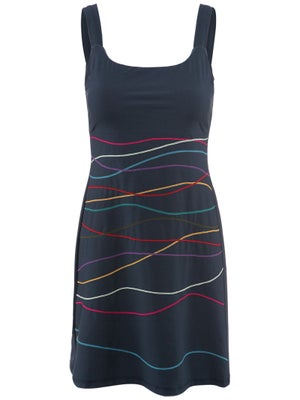 Eliza Audley Women's Missoni Ribbon Twist Dress