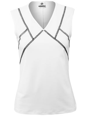 Eliza Audley Women's Wrap It Up Stitch Tank