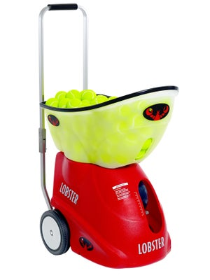 Lobster Elite Grand V LE Portable Ball Machine w/Remote