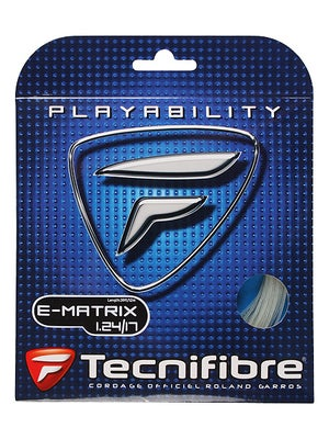 Tecnifibre E-Matrix 17 String