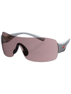 Nike Sunglasses Vomero 12 - White & Crimson/Speed Tint