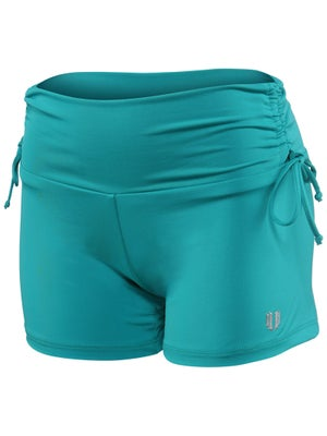 EleVen Women's Aurora Hawk-Eye Tie Shorts