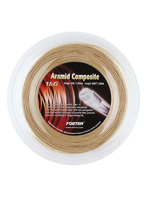 Forten Aramid Composite 16 660' String Reel