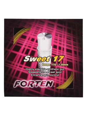 Forten Synthetic Gut Sweet 17 String