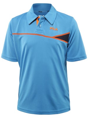 Fila Boy's Fall Baseline Polo