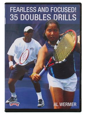 Fearless & Focused! 35 Doubles Drills