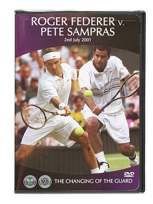 Federer v. Sampras- Changing of the Guard DVD
