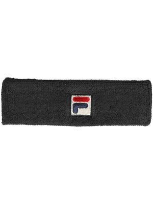 Fila F-Box Headband Black