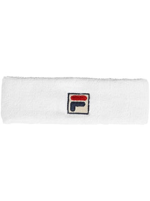 Fila F-Box Headband White